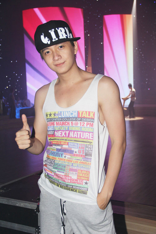 Thí sinh BNHV mặt mộc tập nhảy, Ca nhạc - MTV, buoc nhay hoan vu, buoc nhay hoan vu 2013, BNHV, chung ket, mat moc, tap nhay, ngoi sao, Yen Trang, Ngo Kien Huy, Lan Phuong, tin tuc