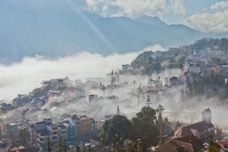 10 địa điểm du lịch trốn nóng ở Việt Nam - 2