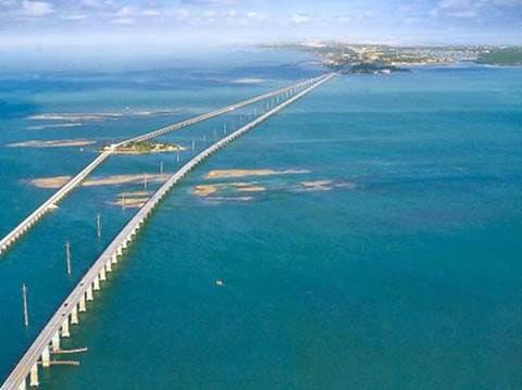 10 cây cầu dài nhất thế giới khiến du khách mê mẩn - 1