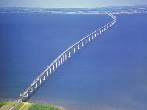 10 cây cầu dài nhất thế giới khiến du khách mê mẩn - 3