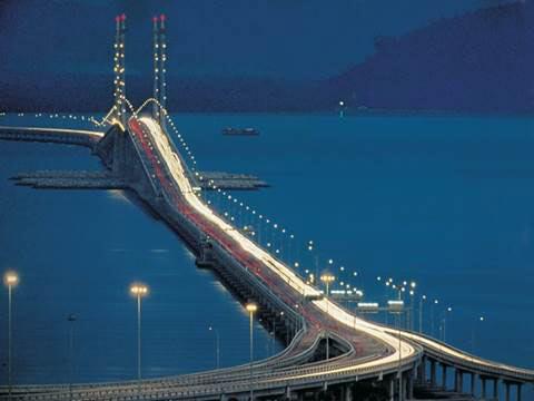 10 cây cầu dài nhất thế giới khiến du khách mê mẩn - 5