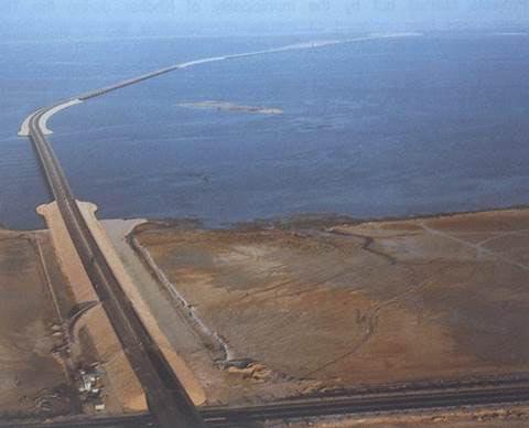 10 cây cầu dài nhất thế giới khiến du khách mê mẩn - 8