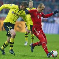 TRỰC TIẾP Bayern - Dortmund (KT): Người hùng Robben