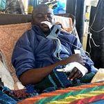 Tin tức trong ngày - Zambia: Cắn trăn khổng lồ để thoát hiểm