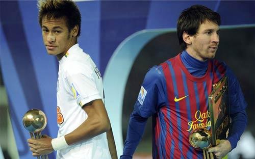 Neymar tới Barca: Thần đồng phải lột xác - 2