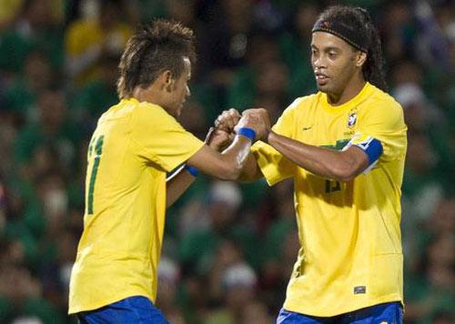 Neymar tới Barca: Thần đồng phải lột xác - 1