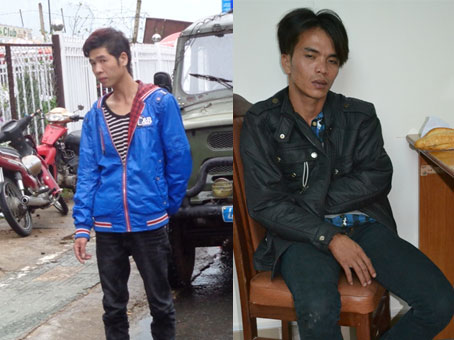 Đà Lạt: Dân tóm gọn 2 tên cướp giật - 1