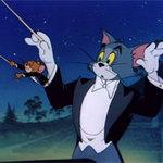 Video Clip Cười - Video funny TOM & JERRY: Trở thành nhạc trưởng
