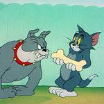 Video Clip Cười - Video funny TOM & JERRY: Khúc xương oan nghiệt