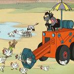 Video Clip Cười - Hãy đợi đấy trọn bộ (6): Ở nông thôn