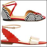 Thời trang - Chọn sandal xinh cho mùa nghỉ biển
