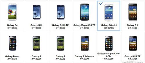 Galaxy S4 mini ra mắt ngày 30/5 - 1