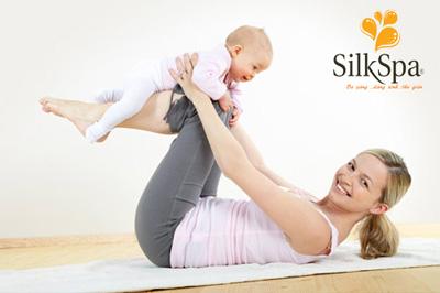 Giảm béo sau sinh cùng Silk Spa - 2