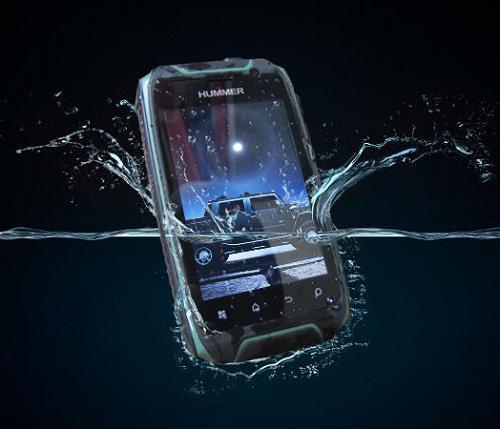 Lộ diện smartphone siêu bền, chống nước - 2