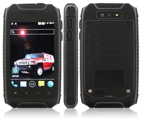 Lộ diện smartphone siêu bền, chống nước - 1