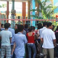 Đà Nẵng: Trắng đêm đăng ký vào trường mầm non