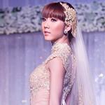 Thời trang - Ngọc Quyên hóa cô dâu lộng lẫy