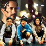 Phim - Phim Huỳnh Hiểu Minh đè bẹp Iron Man 3