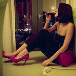 Bạn trẻ - Cuộc sống - Phát hoảng khi bạn gái uống rượu