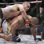 Thể thao - UFC 160: Cú đấm chí mạng (Velasquez - Silva)