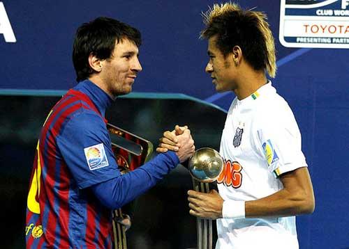 Messi – Neymar: Song sát trong mơ - 2