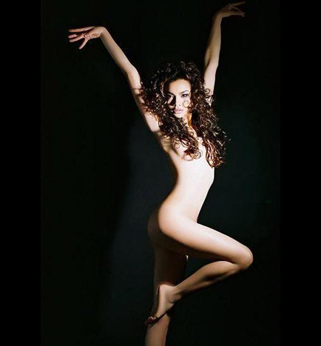 Một số giới nghệ sỹ lại cho rằng bộ ảnh nude của Hà Hồ khá đẹp.