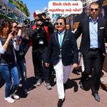 Tin vịt mới về vụ sao Psy giả tại Cannes
