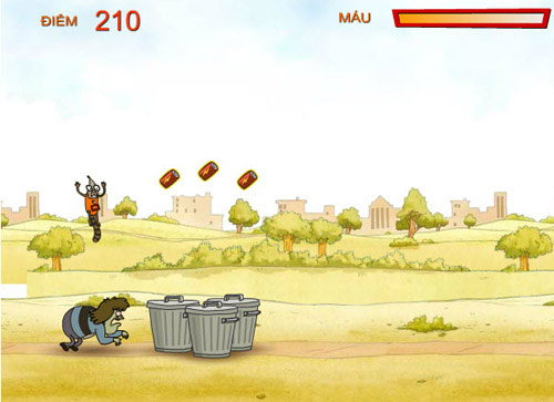 Game hay: Chú khỉ buồn 12 - 3