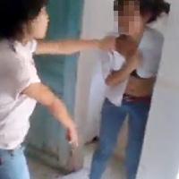 Sốc: Video làm nhục nữ sinh ở Phú Thọ