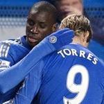 Bóng đá - Demba Ba muốn đá cặp với Torres