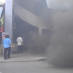Tin tức trong ngày - Cháy Chợ Rồng Nam Định, tiểu thương náo loạn