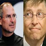 """Tài chính - Bất động sản - """"Khẩu chiến"""" Bill Gates và Steve Jobs"""