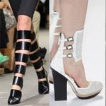 Thời trang - 5 xu hướng giày khiến tín đồ mê đắm