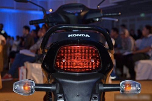 Honda Wave 110 mới trình làng - 5