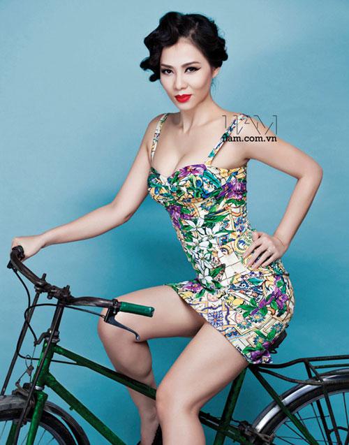 10 sao Việt cá tính nhất cung Xử Nữ - 6