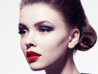 Trang điểm mắt hợp với son môi đỏ, Làm đẹp, son moi do, son môi đỏ, moi do, trang diem tu nhien, trang diem, make up, lam dep, làm đẹp