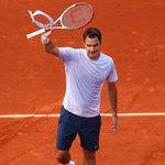 Thể thao - Federer - Devvarman: Chênh lệch quá lớn (V2 Roland Garros)