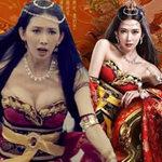 Thời trang - Xao lòng vì vòng 1 của Lâm Chí Linh