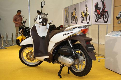Honda sắp tung SH mode tại Việt Nam - 4