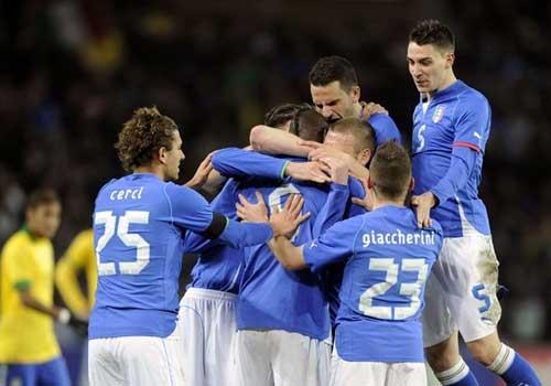 Italia – San Marino: Chêch lệch đẳng cấp - 1