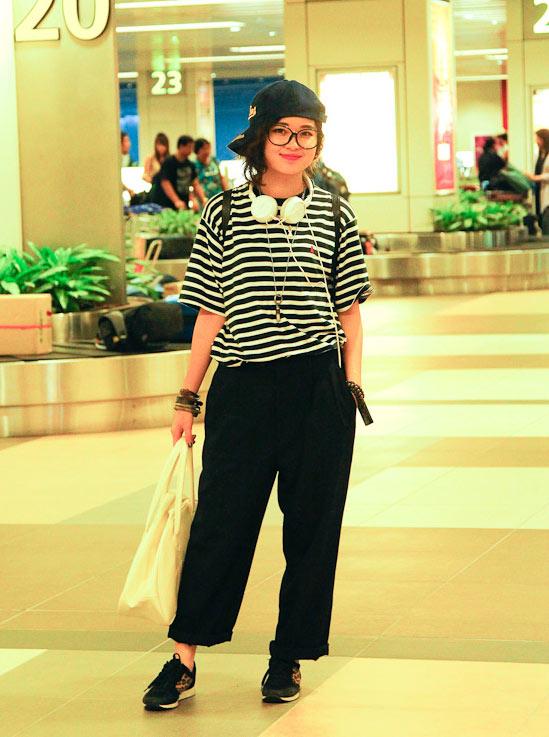 NTK Bảo Loan cực chất trên phố Singapore, Thời trang, bao loan, maya, Project Runway Vietnam, hoang minh, BST, thoi trang, ba tung, Truc phuong, Project Runway vietnam, ngoi nha chung, nha chung, thoi trang, tin thời trang, thoi trang bon mua, nguoi dep, nha thiet ke, nguoi mau,