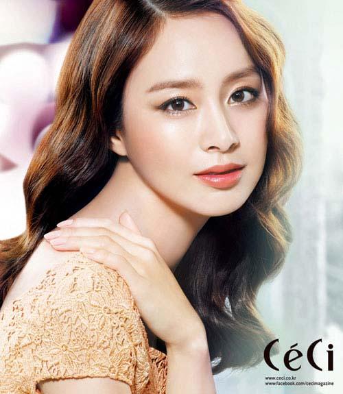 Tạo sóng tóc đẹp như mỹ nhân Hàn, Làm đẹp, toc dep, thoi trang, làm đẹp, sao han, phong cach sao, xu huong toc, toc dep cua sao,