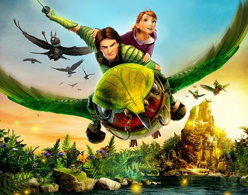 Epic: Tiệc 3D trận giả cho trẻ em - 1