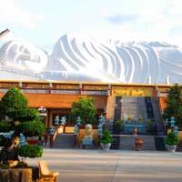 Tượng Phật ở Bình Dương nhận kỷ lục Châu Á
