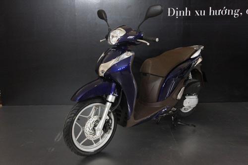 Honda SH mode giá 50 triệu đồng lên kệ - 1