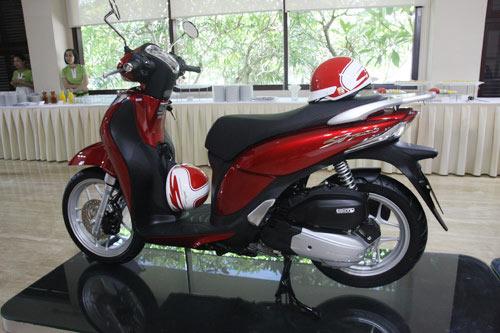 Honda SH mode giá 50 triệu đồng lên kệ - 3