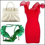 Thời trang - Điệu đà cùng thời trang diềm xếp