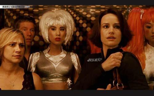 Sao bự Hoa Ngữ bị o ép trong phim Mỹ - 10