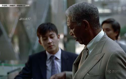 Sao bự Hoa Ngữ bị o ép trong phim Mỹ - 11