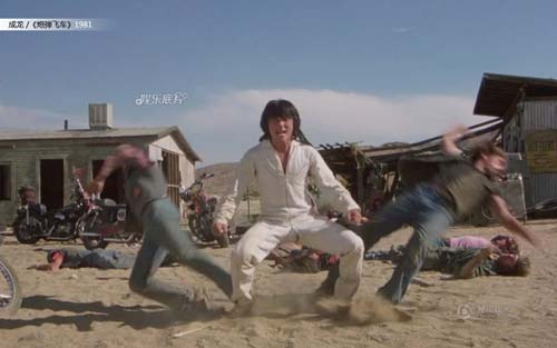 Sao bự Hoa Ngữ bị o ép trong phim Mỹ - 4
